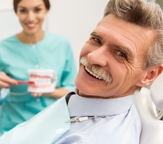 denture care in woodland hills ca